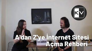 A'dan Z'ye İnternet Sitesi Açma Rehberi