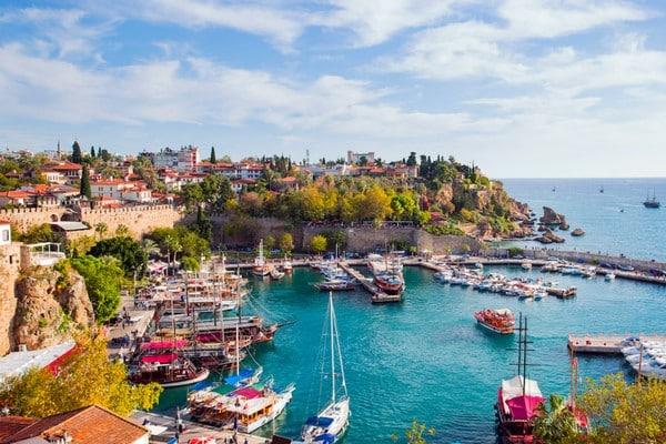 Antalya'da İş Yapmak