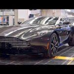 Aston Martin DB11 Üretim Aşaması