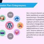 E-ticaret Sitelerinde Yönetim Paneli İşletimi