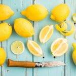 ek gelir için limon yetiştiriciliği