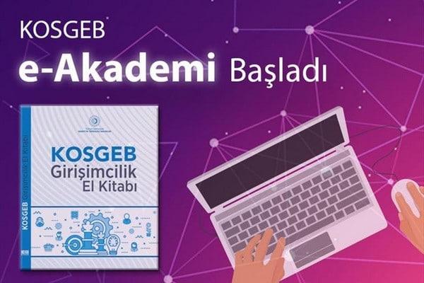 Kosgeb e-Akademi Girişimcilik Eğitimi
