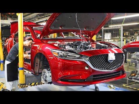 Mazda 6 (2019) Üretimi