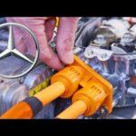 Mercedes Hidrojen Motor Fabrikası