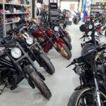 Motosiklet Satış Mağazası Açmak