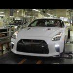 Nissan GT-R Üretim Fabrikası