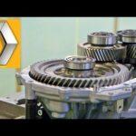 Renault Elektrikli Motor Fabrikası