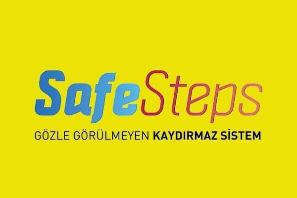 SafeSteps Zemin Kaydırmazlık Ürünleri Bayilik