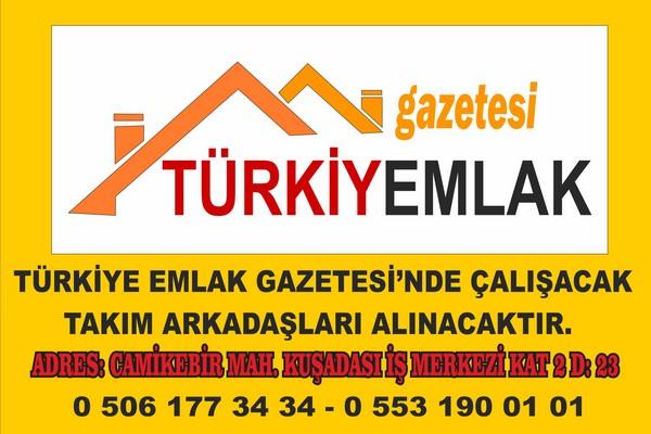 türkiye emlak gazetesi bayilik