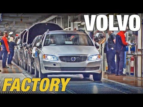 Volvo Üretim Fabrikası