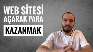 Web Sitesi Açarak Para Kazanmak – İş Fikri