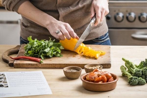 yemek sevenler için evde iş fikirleri